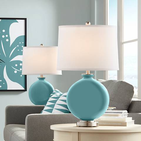 Reflecting Pool Carrie Table Lamp Set of 2