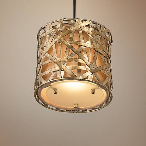 Alita Collection Mini Pendant Chandelier