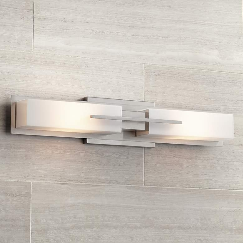"Possini Euro Collection Midtown 23 1/2"" W LED Bath Light"