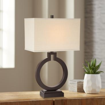 Benny Bronze Modern Table Lamp