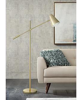 Wondrous Ott Lite Task Reading Floor Lamps Lamps Plus Wiring Cloud Xeiraioscosaoduqqnet