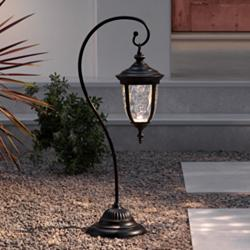 "Bellagio Collection 32 1/2"" High LED Landscape Path Light"
