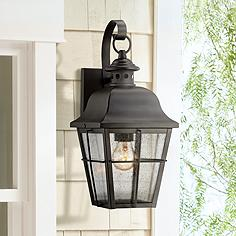 Quoizel Outdoor Lighting Quoizel outdoor lighting lamps plus quoizel millhouse 15 12 workwithnaturefo