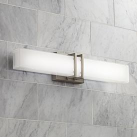 Led Bathroom Lighting Vanity Lights And Light Bars