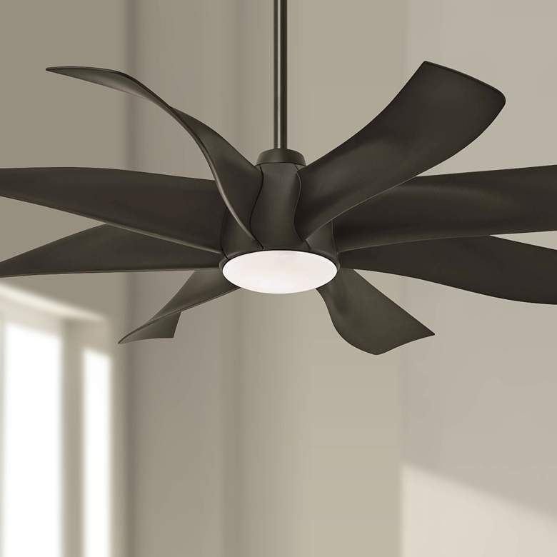 "60"" Minka Aire Dream Star Oil Rubbed Bronze"