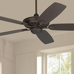 "52"" Casa Journey Oil-Rubbed Bronze Ceiling Fan"