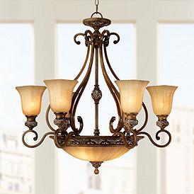 Kathy Ireland Sterling Estate 34 1 2 Wide Chandelier