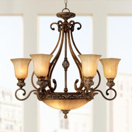 Kathy Ireland Sterling Estate Lighting Collection