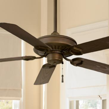 "54"" Minka Aire Bronze Sundowner Ceiling Fan"