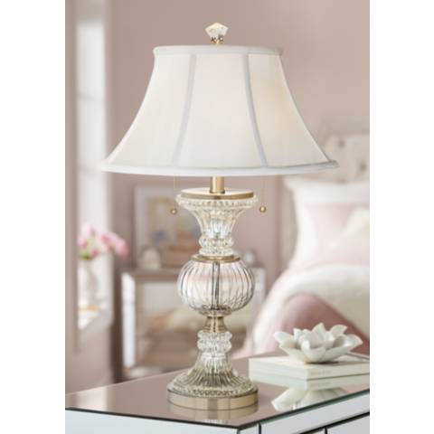 Dale Tiffany Crystal Globe Table Lamp 62775 Lamps Plus