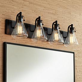 Bronze Bathroom Lighting Fixtures