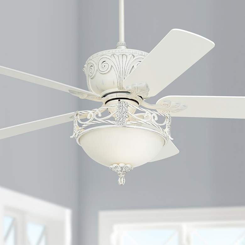 "52"" Casa Deville™ Ceiling Fan with LED Light"