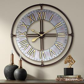 Clocks - Beautiful Designs for Home & Office | Lamps Plus