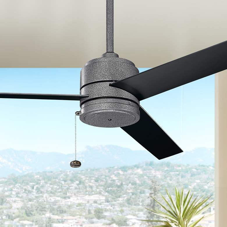 "52"" Kichler Arkwet Climates™ Steel Ceiling Fan"