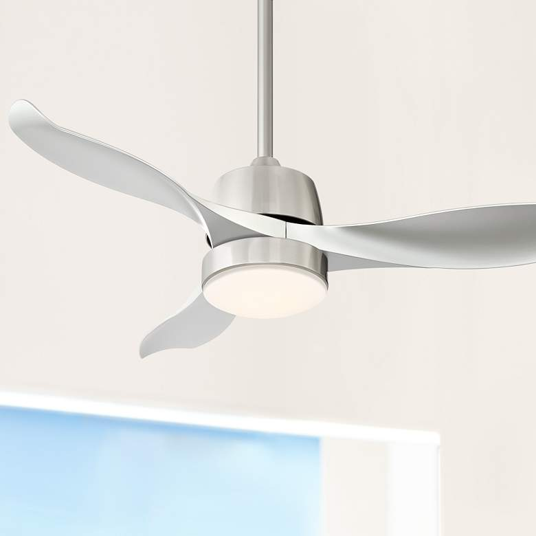 "44"" Lexicon™ Brushed Nickel LED Ceiling Fan"