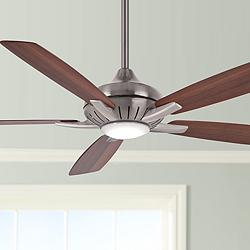 "60"" Minka Aire Dyno XL Smart Fan LED Ceiling Fan"