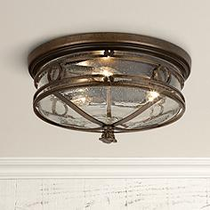 Beverly Drive 14 Wide Indoor Outdoor Ceiling Light