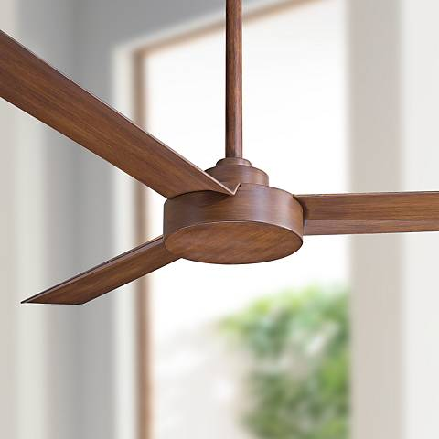 "52"" Minka Aire Roto Distressed Koa Ceiling Fan"