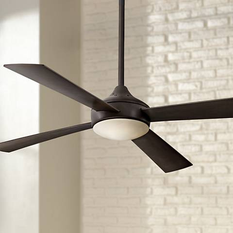 52 Quot Minka Aire Aluma Oil Rubbed Bronze Ceiling Fan
