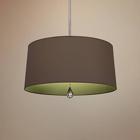 "Custis Collection 25 1/2"" Wide Storm Pendant"