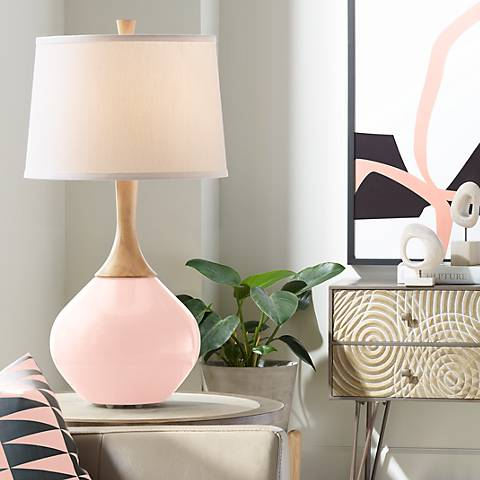 Rose Pink Wexler Table Lamp