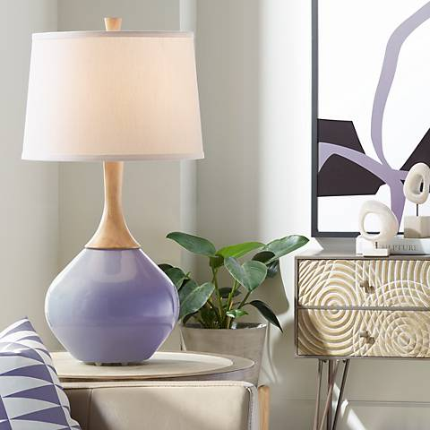 Purple Haze Wexler Table Lamp