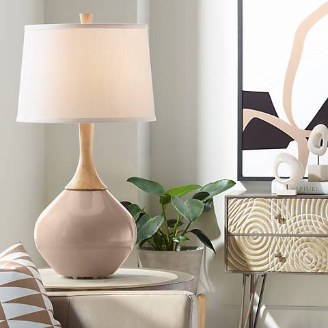 Mocha Wexler Table Lamp