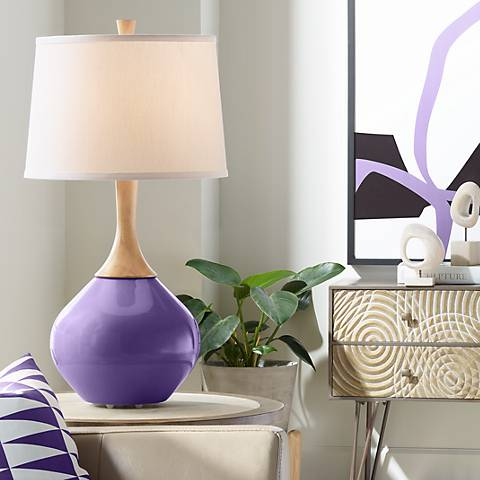 Izmir Purple Wexler Table Lamp