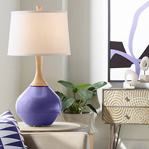 Valiant Violet Wexler Table Lamp