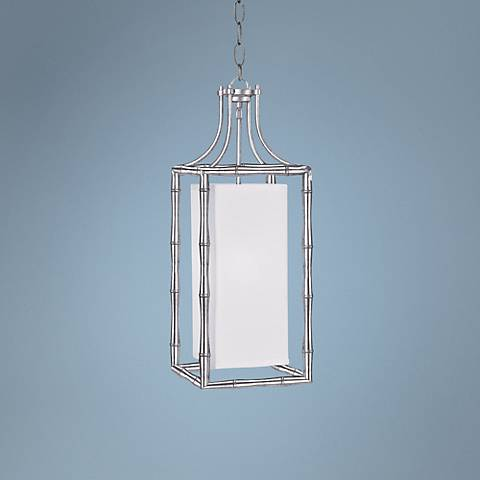 "Masefield Collection 9"" Wide Small Pendant Chandelier"