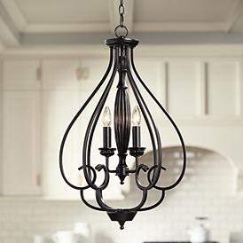 a65540a33f Entry Chandeliers - Upscale Entryway Chandelier Designs