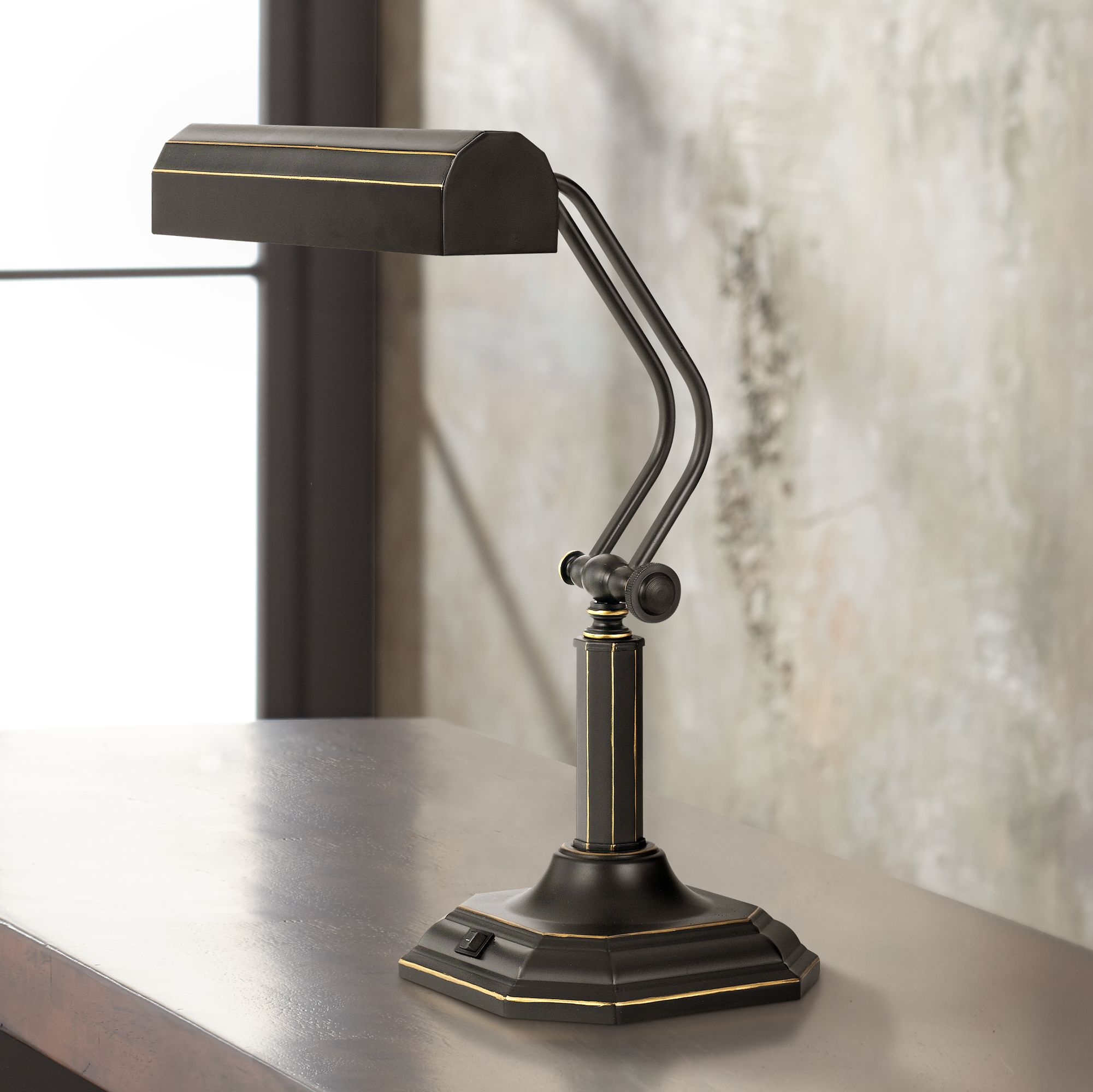 bronze desk lamps lamps plus rh lampsplus com bronze desk lamp with outlet bronze bankers desk lamp