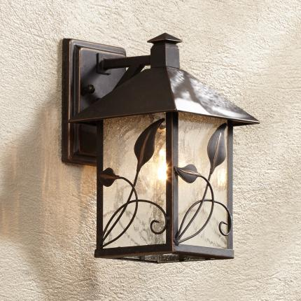 French Garden Outdoor Lights Collection