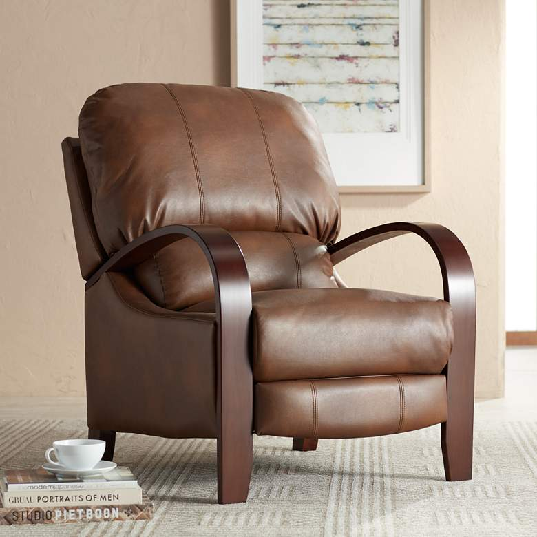 Cooper Legends Ebony 3-Way Recliner Chair