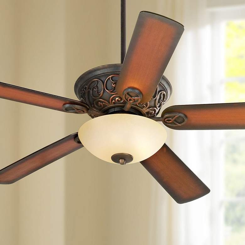 "52"" Casa Contessa LED Ceiling Fan"