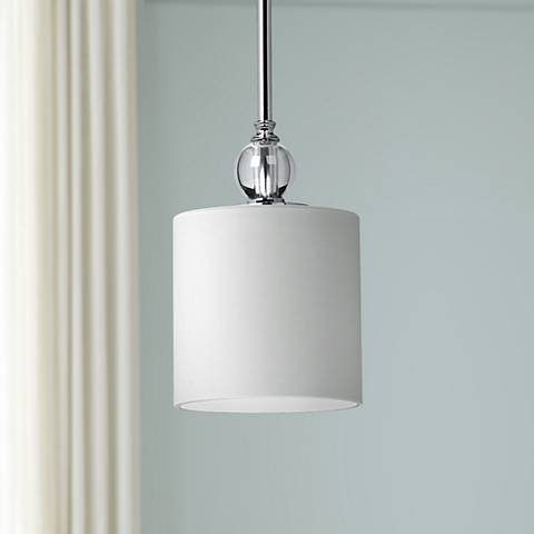 "Downtown Collection 6"" Wide Mini Pendant Chandelier"