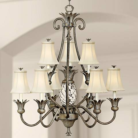 "Hinkley Plantation Collection 33"" Wide Two Tier Chandelier"