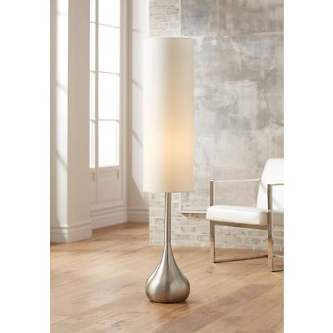 Possini euro moderne droplet 62 high floor lamp 79456 lamps plus possini euro moderne droplet 62 high floor lamp aloadofball Image collections