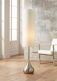 silver deluxe heathfield interior galileo lamp by lamps from table co
