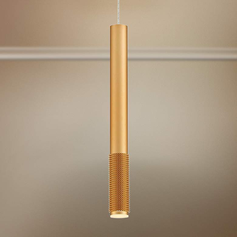 "Eurofase Davenport 1 3/4"" Wide Gold LED Mini"