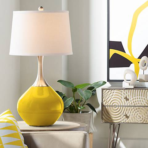 Citrus Spencer Table Lamp