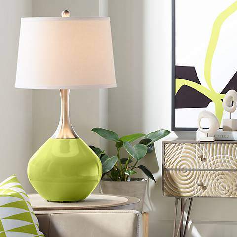 Parakeet Spencer Table Lamp