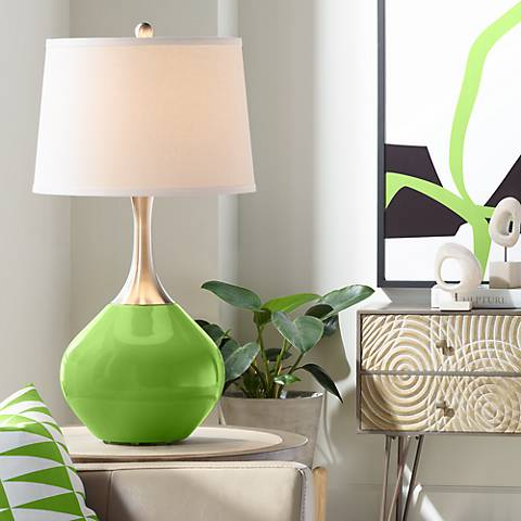 Rosemary Green Spencer Table Lamp