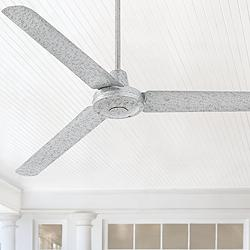 "60"" Turbina™ DC Galvanized Ceiling Fan"