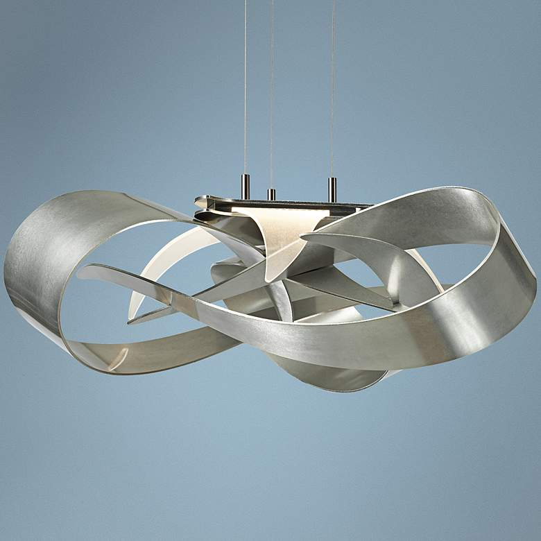 "Flux LED Pendant 26 1/2"" Wide by Hubbardton"