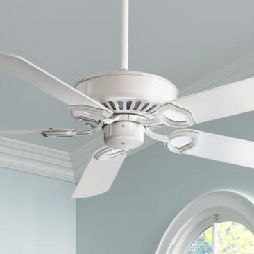 "52"" Minka Aire Ultra-Max White Ceiling Fan"