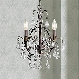 Mini Crystal Chandeliers Lamps Plus