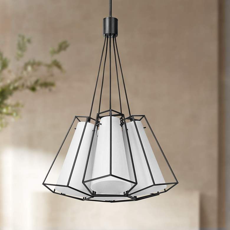 Uttermost Kiruna 6-Light Cluster Pendant Light
