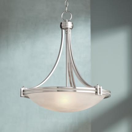 Deco Nickel Lighting Collection