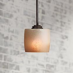 "Raiden Collection 5 1/2"" Wide Mini Pendant Chandelier"